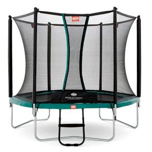 BERG Talent 240 (8 ft) + Safety Net Comfort_2