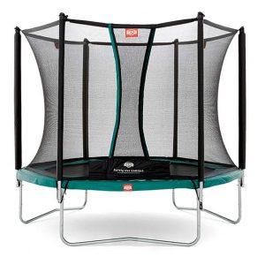 BERG Talent 240 (8 ft) + Safety Net Comfort_5